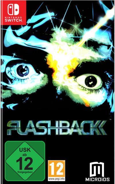 Flashback 25th Anniversary (Nintendo Switch) für 39,99 Euro