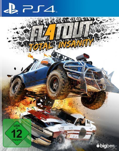 FlatOut 4: Total Insanity (PlayStation 4) für 24,99 Euro