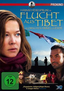Flucht aus Tibet - Wie zwischen Himmel und Erde (DVD) für 7,79 Euro