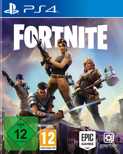 Fortnite (PlayStation 4) für 59,99 Euro