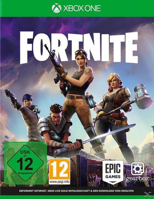 Fortnite (Xbox One) für 59,99 Euro