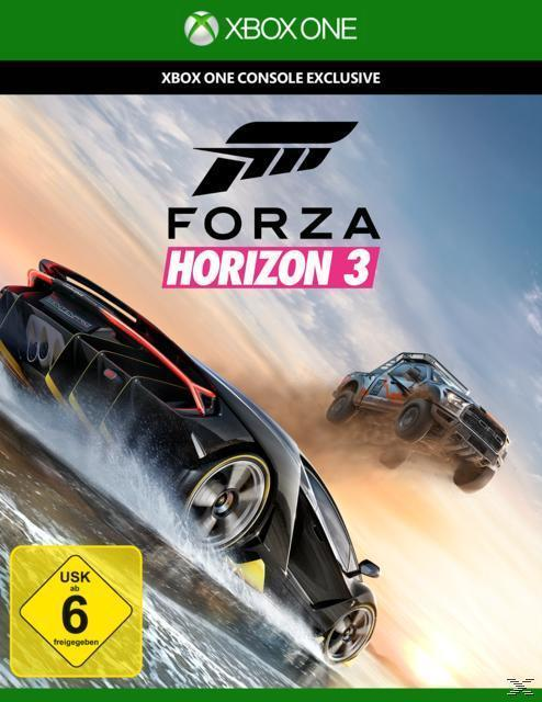 Forza Horizon 3 - Standard Edition (Xbox One) für 27,99 Euro