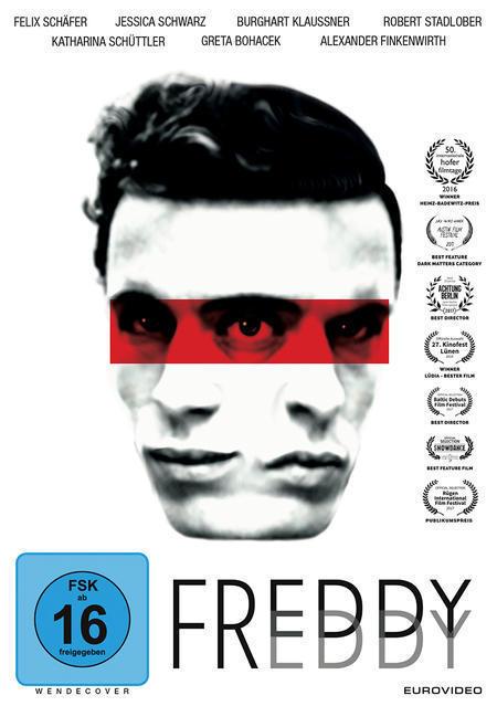 Freddy/Eddy (DVD) für 7,99 Euro