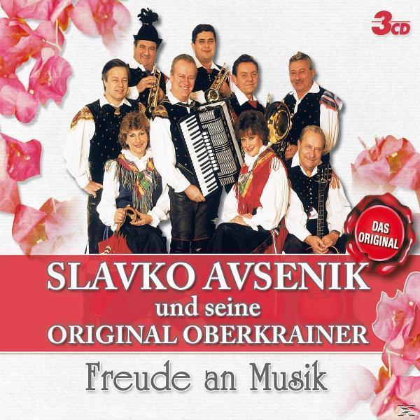 Freude An Musik (Slavko Avsenik) für 12,49 Euro