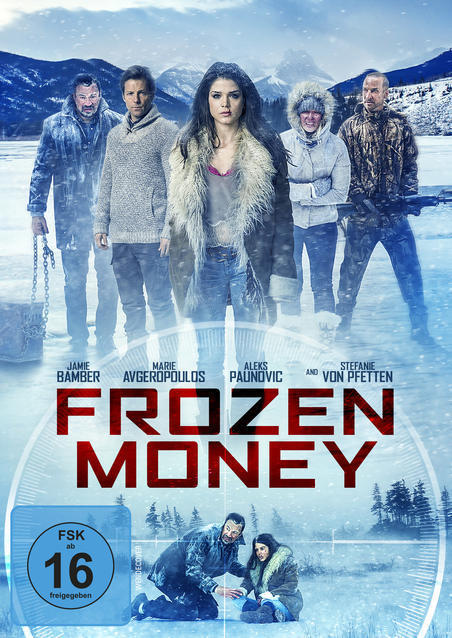Frozen Money (DVD) für 7,99 Euro