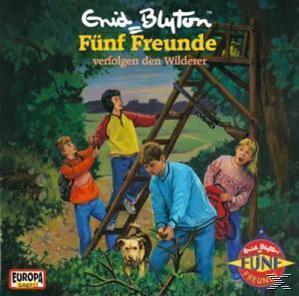 Fünf Freunde 74: ...verfolgen den Wilderer (CD(s)) für 6,99 Euro