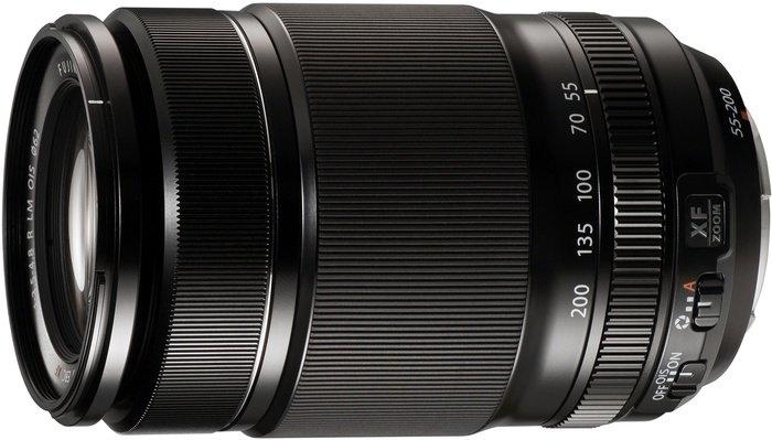 Fujifilm XF 55-200mm F 3.5-4.8 R LM OIS Tele-Zoomobjektiv Bildstabilisator für 670,00 Euro