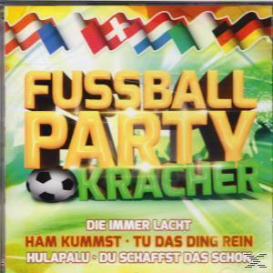 Fussball Party Kracher Various Songliste