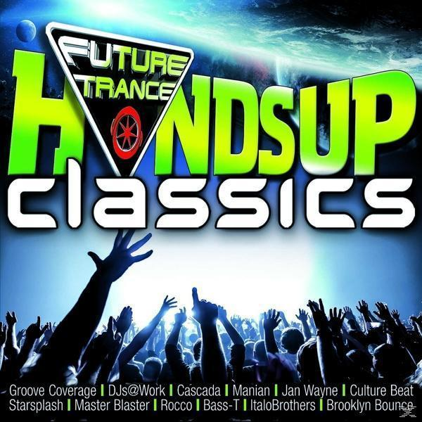 Future Trance-Hands Up Classics (VARIOUS) für 22,99 Euro