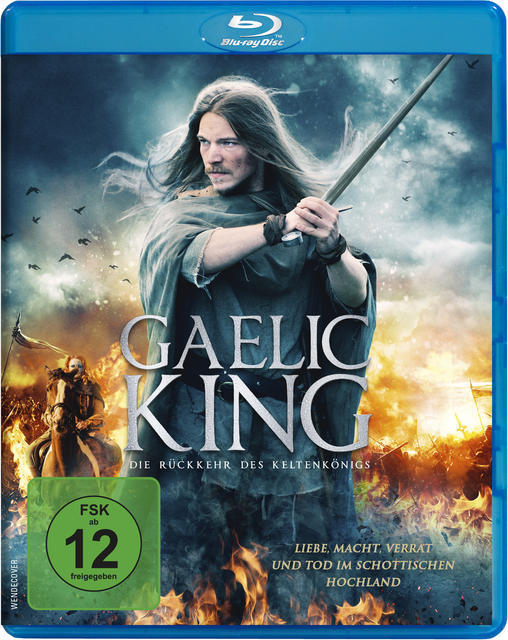 Gaelic King - Die Rückkehr des Keltenkönigs (BLU-RAY) für 9,99 Euro