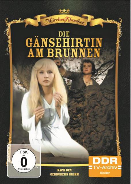 Gänsehirtin DDR TV-Archiv (DVD) für 7,99 Euro