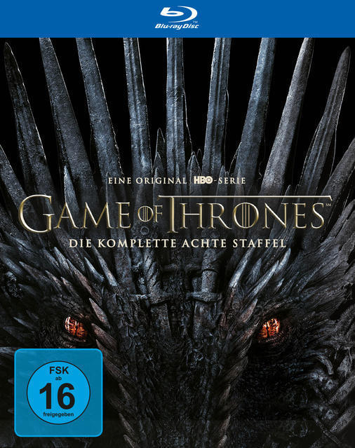 Game of Thrones - Staffel 8 (BLU-RAY) für 34,99 Euro