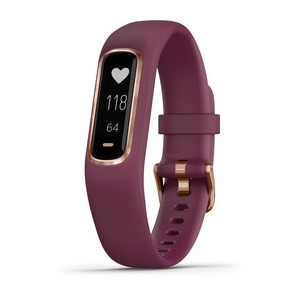 Garmin Vivosmart 4 Fitness-Tracker Größe S/M Smart Notifications für 111,00 Euro