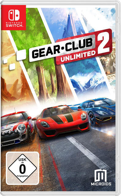 Gear Club Unlimited 2 (Nintendo Switch) für 59,99 Euro