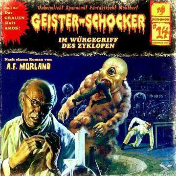 Geister-Schocker 14: Im Würgegriff des Zyklopen (CD(s)) für 7,79 Euro