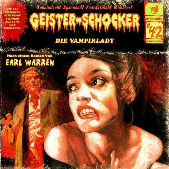 Geister-Schocker 42: Die Vampirlady (CD(s)) für 10,49 Euro