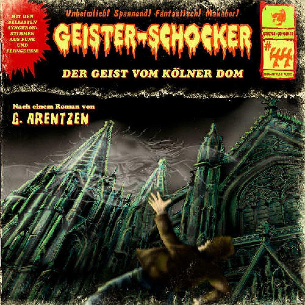 Geister-Schocker 44: Der Geist vom Kölner Dom (CD(s)) für 15,10 Euro