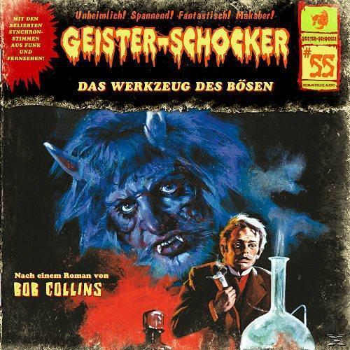 Geister-Schocker 55. Das Werkzeug des Bösen (CD(s)) für 8,49 Euro
