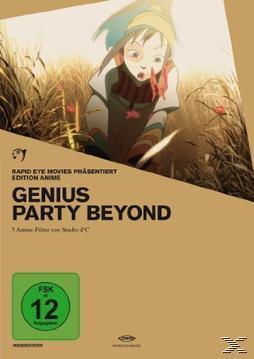 Genius Party Beyond (Edition Anime) (DVD) für 8,49 Euro