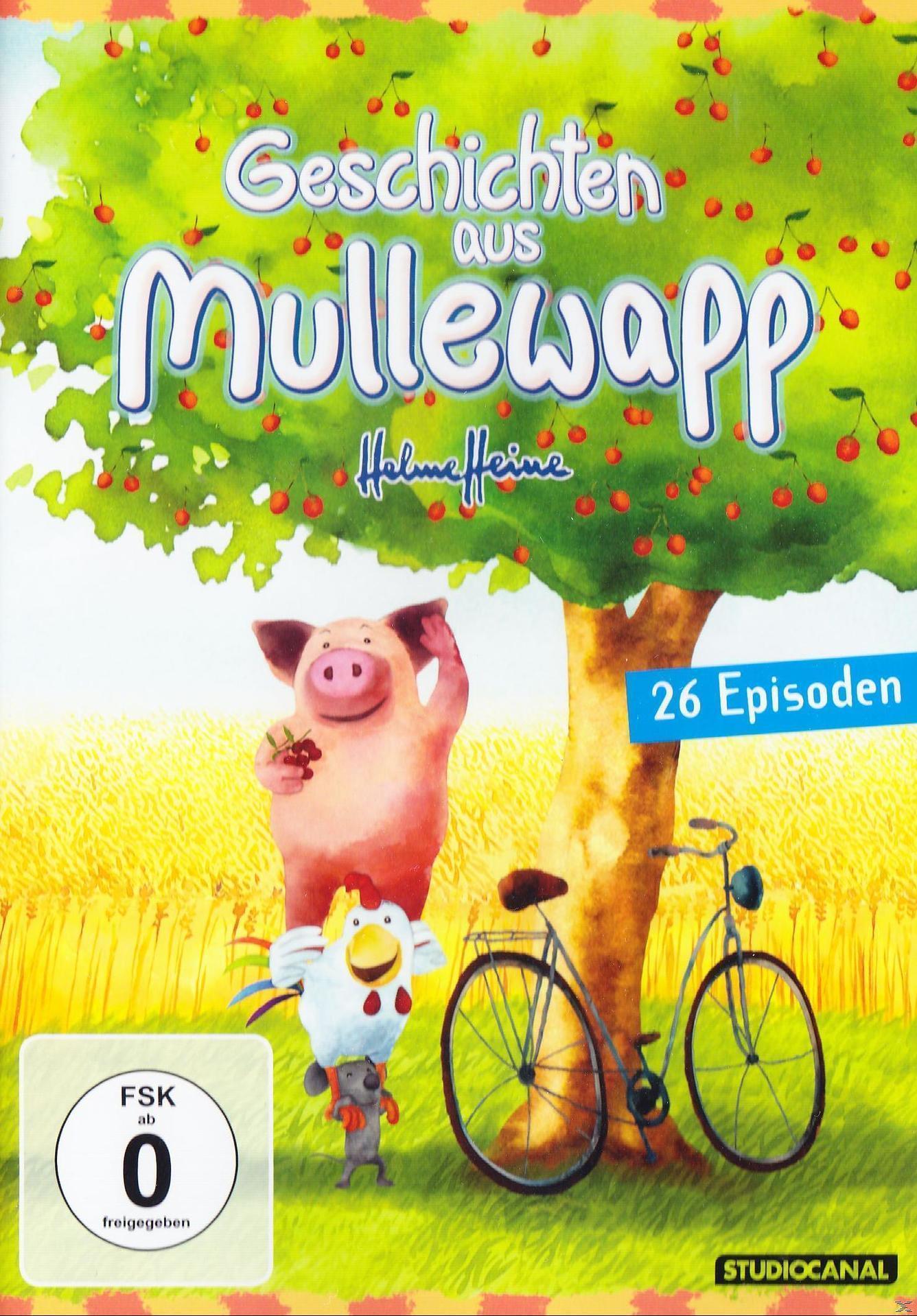 Geschichten aus Mullewapp (DVD) für 7,99 Euro