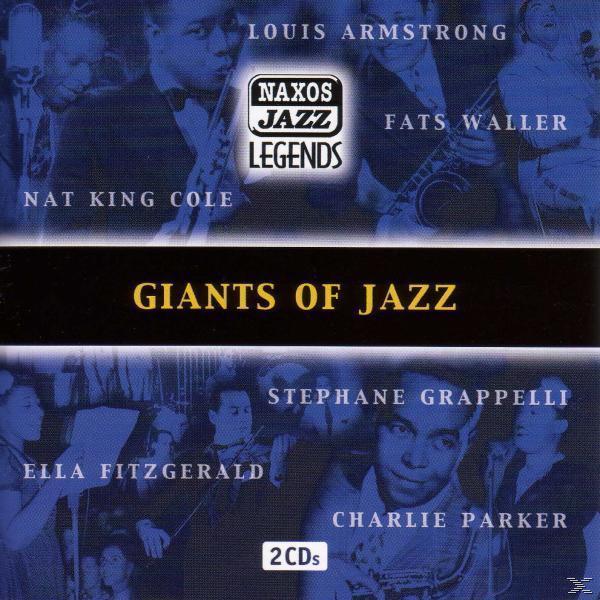 Giants Of Jazz (VARIOUS) für 5,99 Euro