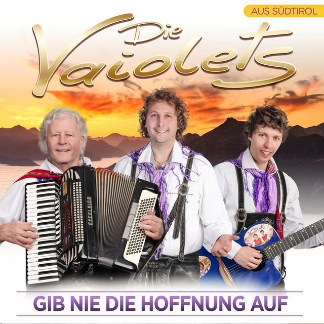 Gib nie die Hoffnung auf (Die Vaiolets) für 13,99 Euro