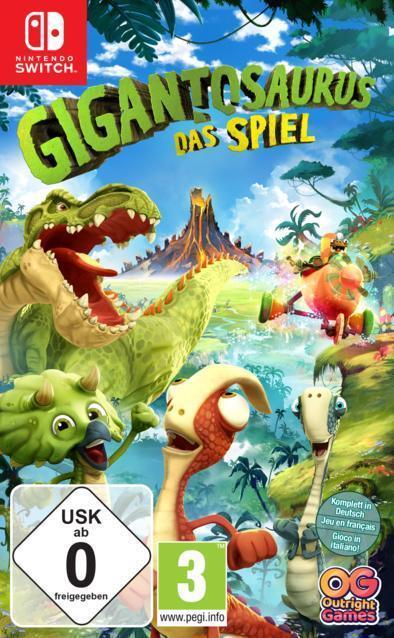 Gigantosaurus: Das Spiel (Nintendo Switch) für 38,98 Euro