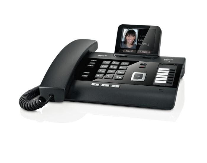Gigaset DL500A + C610H Telefon mit Anrufbeantworter für 159,99 Euro