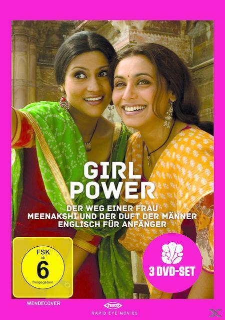 Girl Power DVD-Box (DVD) für 15,99 Euro