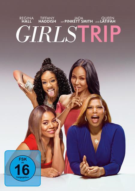 Girls Trip (DVD) für 12,99 Euro