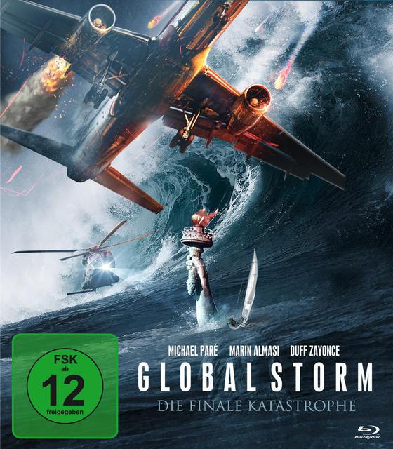 Global Storm - Die finale Katastrophe (BLU-RAY) für 8,99 Euro