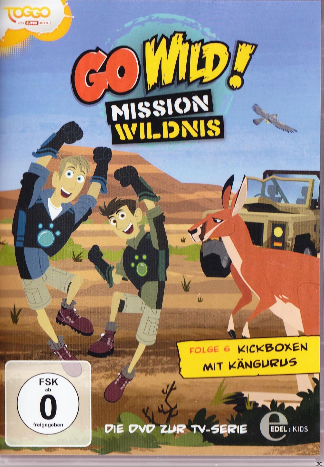 Go Wild Mission Wildnis