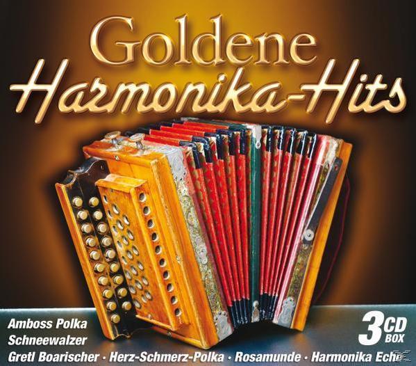 Goldene Harmonika Hits (VARIOUS) für 8,99 Euro
