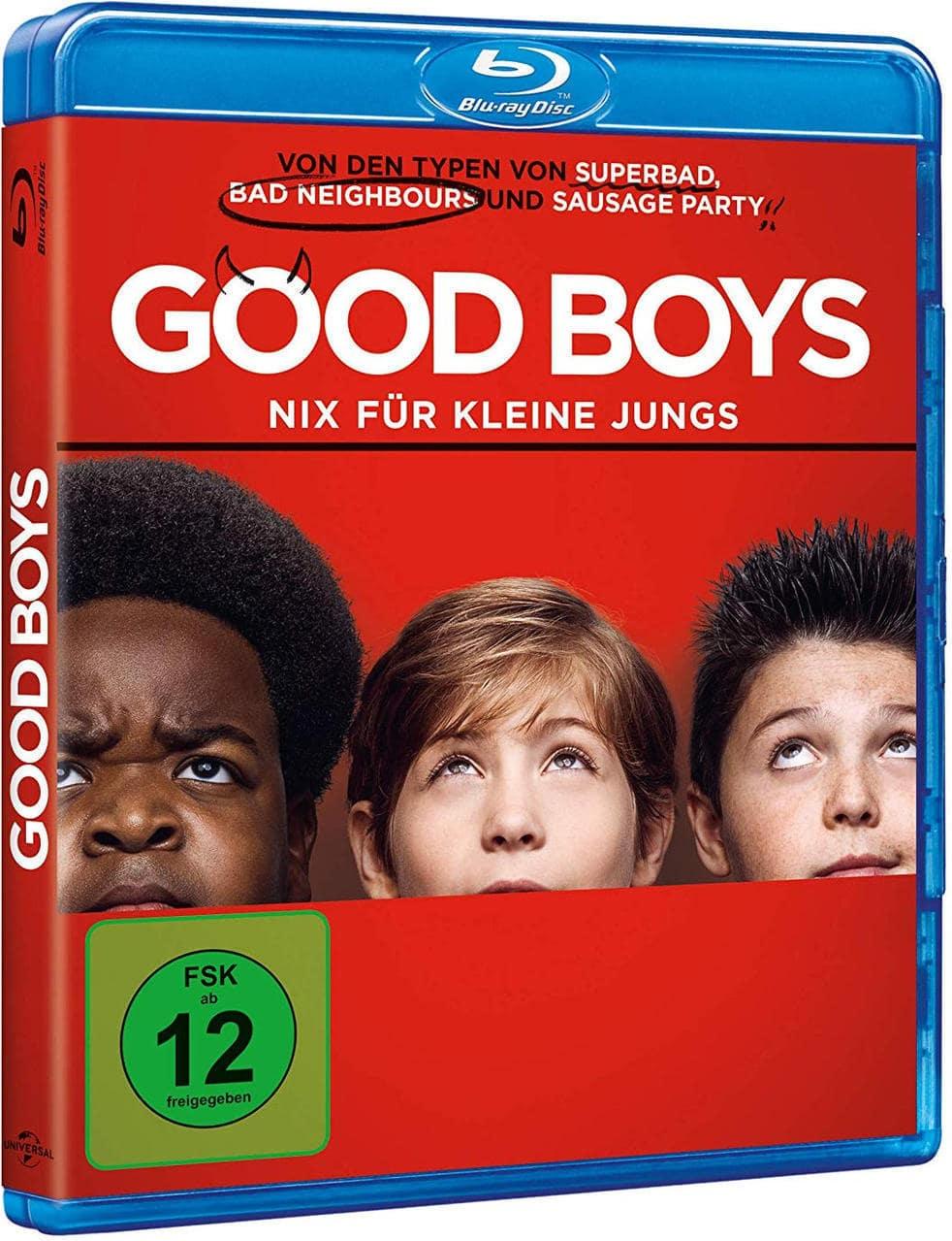 Good Boys - Nix für kleine Jungs (BLU-RAY) für 14,99 Euro