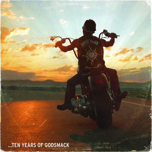 Good Times,Bad Times-Ten Years Of Godsmack (Godsmack) für 6,49 Euro