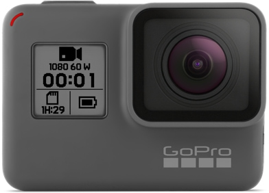GoPro Hero Action Kamera 2-Zoll-Touchscreen 10MP Full-HD WLAN Bluetooth für 199,00 Euro