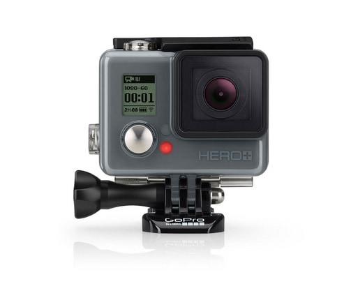 GoPro HERO+ LCD Action Kamera 8MP Full-HD WLAN Bluetooth für 199,00 Euro