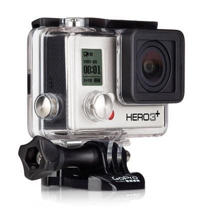 GoPro HERO3+ Silver Edition für 275,00 Euro