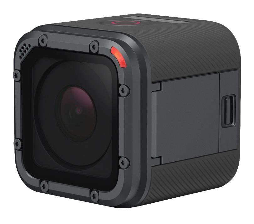 GoPro Hero5 Session Action Kamera 10MP 4K VoiceControl bis 10m wasserdicht für 219,00 Euro