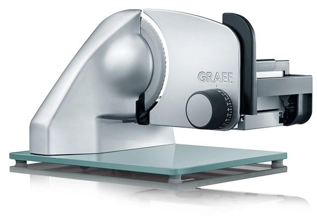 Graef Classic C20 EU Allesschneider 0-20mm Kindersicherung Vollmetall für 219,00 Euro