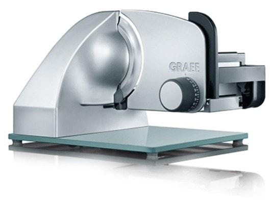 Graef Master M 20 Allesschneider 0-20mm Vollmetall Vollstahlmesser für 329,00 Euro