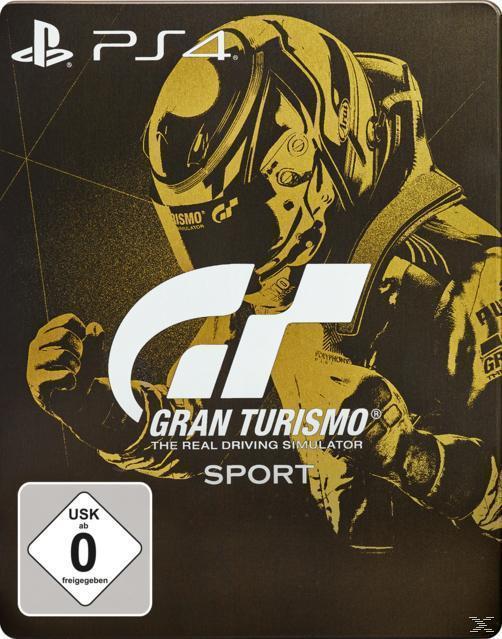 Gran Turismo Sport - Special Edition (PlayStation 4) für 75,00 Euro