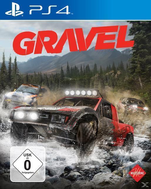 Gravel (PlayStation 4) für 9,99 Euro