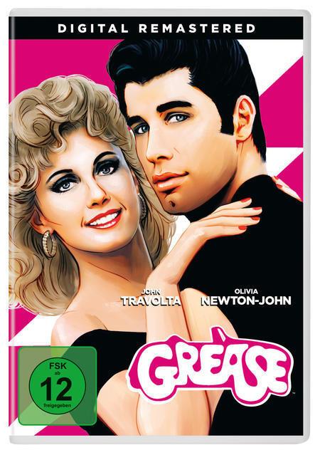 Grease Anniversary Edition (DVD) für 5,99 Euro