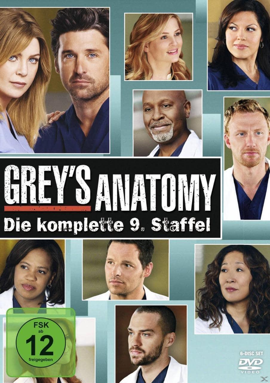 Touchstone Grey\'s Anatomy - Staffel 9 von expert Technomarkt