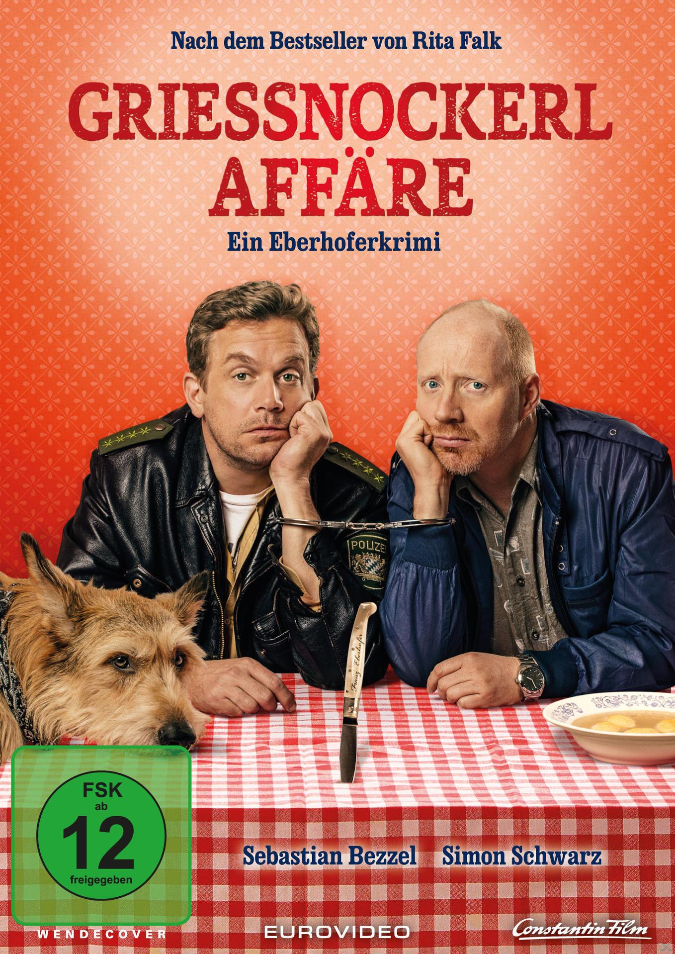 Grießnockerlaffäre (DVD) für 7,99 Euro