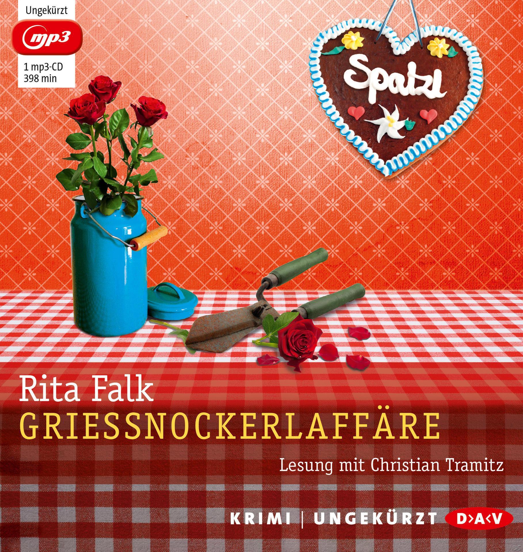Grießnockerlaffäre (MP3-CD(s)) für 9,49 Euro