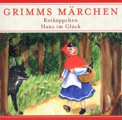 Grimms Märchen: Rotkäppchen / Hans Im Glück (CD(s)) für 5,49 Euro
