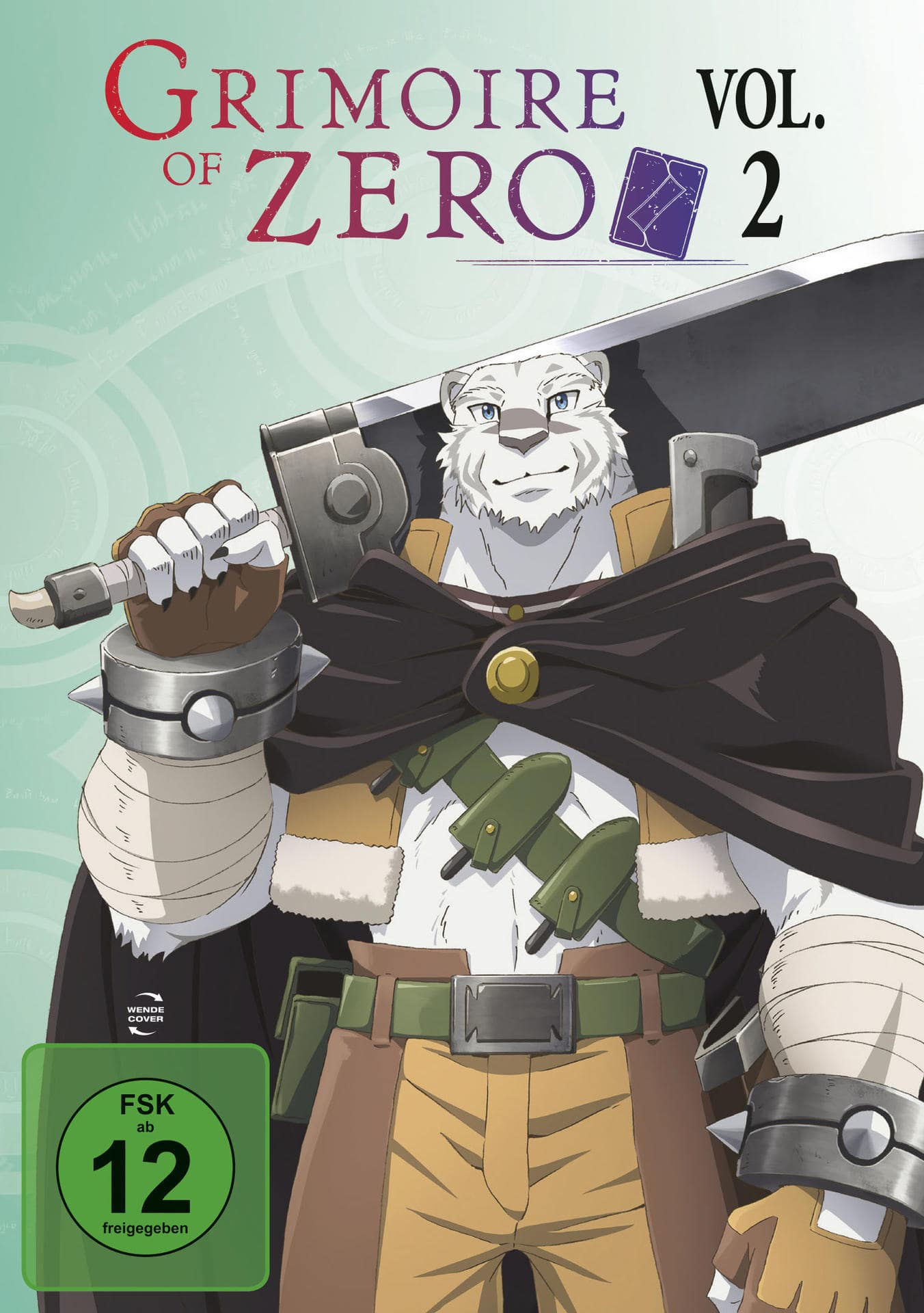 Grimoire of Zero - Vol. 2 (DVD) für 24,99 Euro