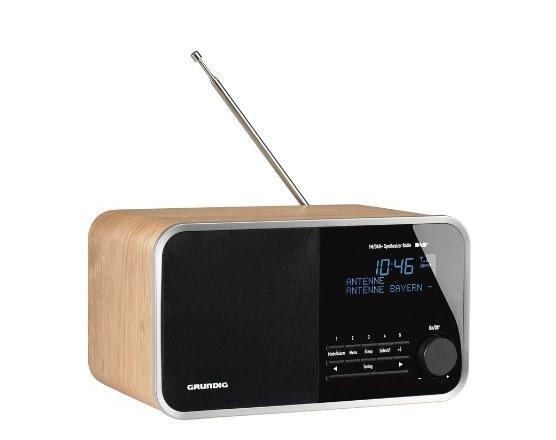 Grundig TR 2200 Radio DAB+ UKW 10 Senderspeicher für 149,99 Euro